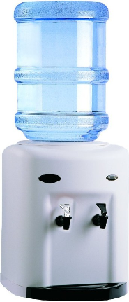 Yearly Rental Avalanche Benchtop Bottle Water Cooler