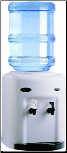 Waterworks Avalanche Benchtop Bottle Water Cooler