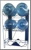Bottle Rack, Holds 6 x 15L Spring Water