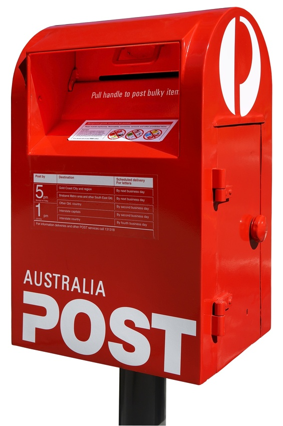 Australia Post Free Filter Delivery